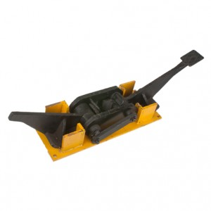 Safety Foot Clamp