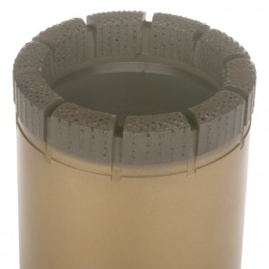 Diamond Surface-Set Core Bit